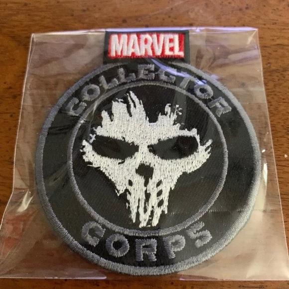 Funko Marvel Cross Bones Collector Corps Patch